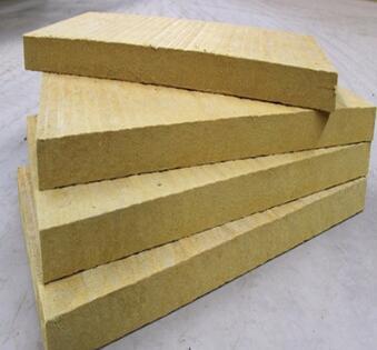 大量生产 防火岩棉板 屋面岩棉板 保温岩棉板