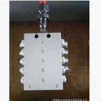 专业生产SSV-10单线递进式分配器