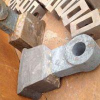 破碎设备厂家直供铬钼镁锤头配件 破碎机专用耐磨高效锤头