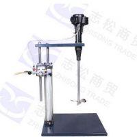 批发明丽 50加仑 自动升降搅拌器 涂料 油漆 气动搅拌器
