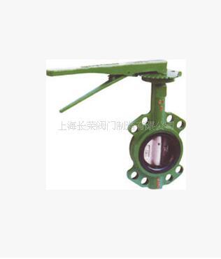 厂家供应 D71X/J-系列手动、螺旋、蜗轮传动对夹式衬胶蝶阀