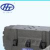 液压电磁阀厂家生产台湾HT电液阀DSG-04-3C4 三位四通液压阀