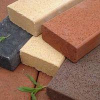厂家现货批发园林景观砖高质量多色面包砖优等