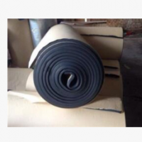 橡塑不干胶板厂家 橡塑自粘海绵 长期供应不干胶板 批发隔音棉