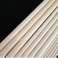 99.7%刚玉氧化铝保护管 绝缘装置氧化铝陶瓷批发 热电偶保护管