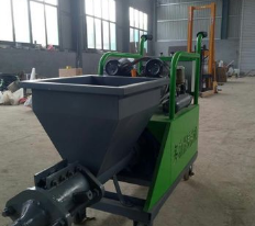 厂家供应 小型水泥砂浆喷涂机 螺杆式高压无气喷涂机