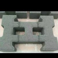 市政砖挡土砖 联锁护坡砖 六棱块 护坡块 联锁块 水工砖