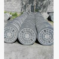 700。600.800。500.钢钎维水泥井盖天津北京圆形电力消防给水弱电
