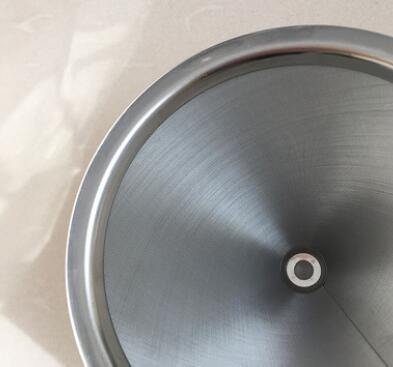 不锈钢304双层美式滴漏