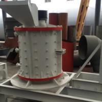现货供应 800新型复合式破碎机设备 石头料复合破制砂机