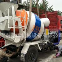 改装散装水泥罐车 东风底盘混凝土搅拌运输车 商混砼搅拌车