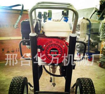 喷涂机建筑机械装修工具高压无气腻子喷涂机乳胶漆环氧漆喷涂机械