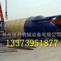 供应太原散装水泥仓储存罐|100吨粉煤灰水泥料仓水泥罐