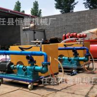 直销新型水泥发泡设备 螺杆泵水泥发泡机 楼顶保温