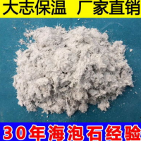 厂家供应一级长纤维海泡石 海泡石绒 海泡石粉 建筑用海泡石批发