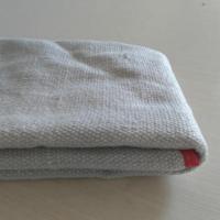 厂家直销正品2mm陶瓷纤维布防火电焊毯高温防火布