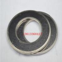 石墨金属缠绕垫片 批发高温石墨金属缠绕垫片 现货DN15-300