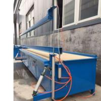 pvc包管道护角板材 全自动折弯机13229112377