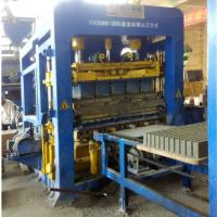 吴桥面包砖机恒兴砖机质量有保障QT18-15混凝土砖机