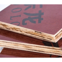 建筑覆膜板 棕色覆膜胶合板 建筑模板 厂家直销 可制定尺寸