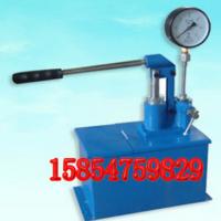 硫化机打压泵 硫化机手动水压泵产量山东
