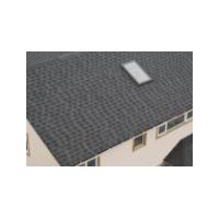 别墅沥青瓦 屋面防水瓦 单层马赛克型 颜色齐全 全国供货