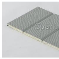 spanl Air+金属亚麻双沟装饰墙板 现代简约装配式 环保型新材料