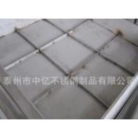 900*900*40*3不锈钢井盖 雨水隐形井盖 各尺寸非标定制