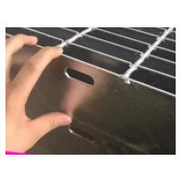 钢格板 平台镀锌钢格板 耐腐蚀 热镀锌水沟盖 可定制 钢格栅板