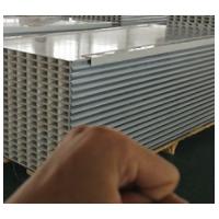 厂家直销洁净中空玻镁板 现货供应保温中空玻镁净化板吊顶板定制