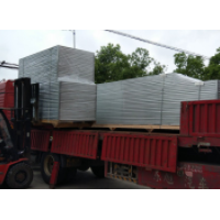 玻镁岩棉手工板 双玻镁岩棉夹芯板 净化彩钢板生产厂家