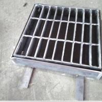 【水沟盖】批发供应热镀锌水沟盖 排水沟金属盖板可定制水沟盖板