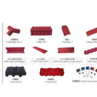 合成树脂瓦防腐配件 塑料防水帽 马鞍扣 树脂瓦配件防水帽定制