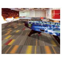 恒拓达办公室地毯写字楼工程方块拼接会议室防火地毯满铺厂家批发