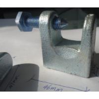 厂家生产开口25(195克)铸铁老虎卡、老虎牙 价格低 当天发货