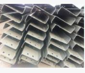 供应 不同规格 钢材 Z型钢,C型钢 价格优惠