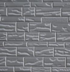 青岛厂家聚氨酯装饰保温隔热一体版金属雕花板泡沫隔墙板新材料