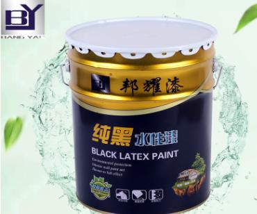 厂家直销水性漆 邦耀建材水性漆 环保水性地坪漆耐磨水性漆