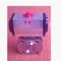 超薄型气动球阀Q671F-16P