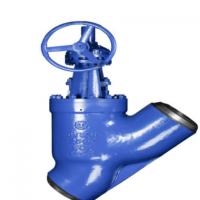 专业生产 美标截止阀 高温高压截止阀 电站阀门 Y型截止阀