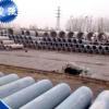 厂家批发混凝土水泥插口管排水管平口管价格优惠钢筋混凝土管道
