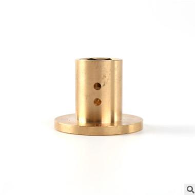 厂家直销 氧气德式焊接终端铜连接套 支持来样定制代加工
