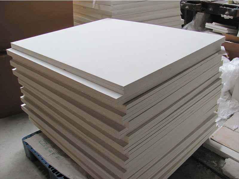 陶瓷纤维保温板 炉衬保温板挡火板 硅酸铝纤维板