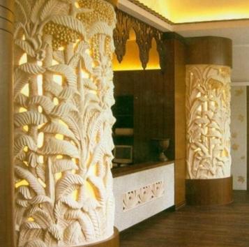 建筑装饰 砂岩浮雕