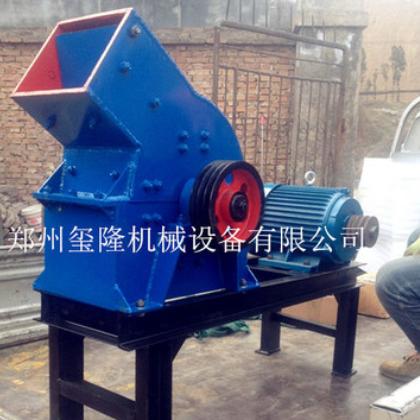 厂家直销新款锤式破碎机 高效耐磨不易堵 直销耐用锤片破碎机