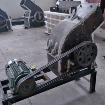 600*400型移动锤破机 矿山用锤式打砂机 煤矸石破碎机设备