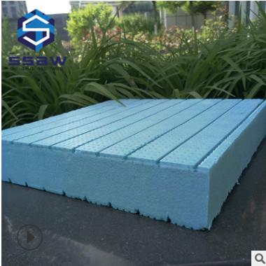 厂家批发地暖专用挤塑板 阻燃隔热挤塑保温板 b1级xps挤塑板