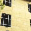 防火岩棉保温板厂家生产水泥厂钢厂专用岩棉防火隔离带