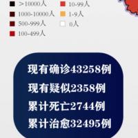 国家卫健委:新增确诊病例433例 累计确诊病例78497例