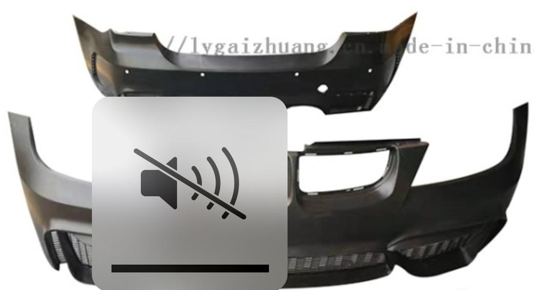 宝马3系E90改装M4包围
